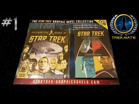 Countdown - Star Trek: The Graphic Novel Collection, Issue #1 from Eaglemoss