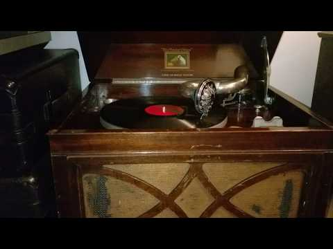 George Formby - When I'm Cleaning Windows - Regal Zonophone 78rpm - HMV 104