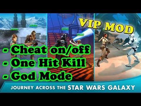 Star Wars™: Galaxy of Heroes Ver  0 16 469795 MOD APK | God