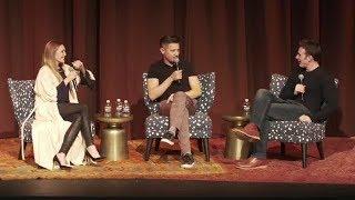 Wind River Screening Q&A with Elizabeth Olsen, Jeremy Renner, Chris Evans & Robert Downey Jr.