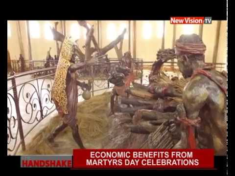 Economic benefits from martyrs day celebrations