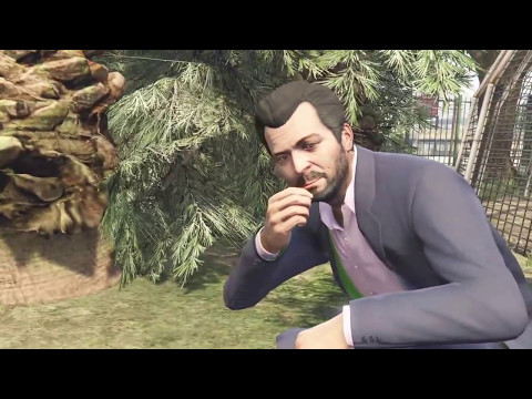 muffin398's  gta v  gameplay part 2 #of being a animal