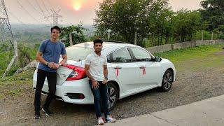 Honda CIVIC 2019 Is Here | Petrol AT