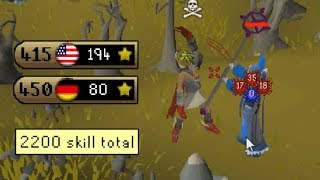 No one is safe in the 2200 Total Worlds