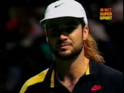 San Francisco 1993 Final - Agassi vs Gilbert