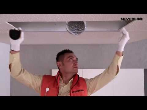 How to Install a Ceiling Hood