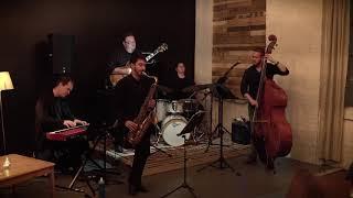 """live at NLK Studio: Jack Breslin Quintet """"Don't Trip"""""""
