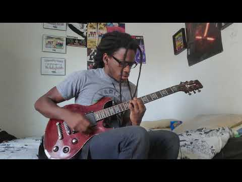 Noah Stephens Guitar Cover- CANNON BUSTERS OPENING