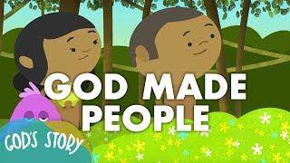 God's Story: God Mąde People