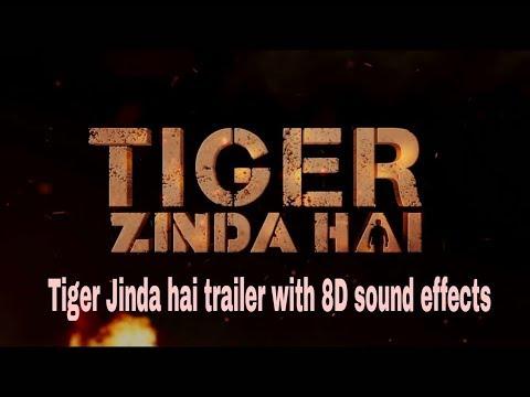 Tiger Zinda Hai 8D Sound Effects...