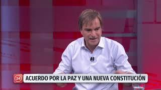 """Luciano Cruz-Coke: """"No fuimos lo suficientemente rápidos para ir cerrando brechas"""""""