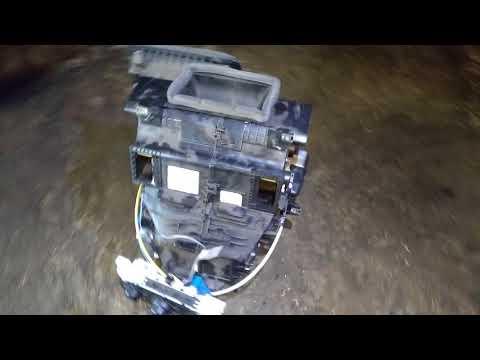 Рено логан испаритель кондиционера,радиатор кондиционера в салоне замена ремонт
