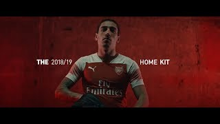 Скачать New Puma Arsenal 2018 19 Teaser We Are The Arsenal