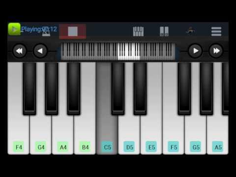 Memori Berkasih - Achik Nana (perfect piano)