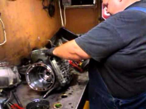5r55e tear down ford explorer
