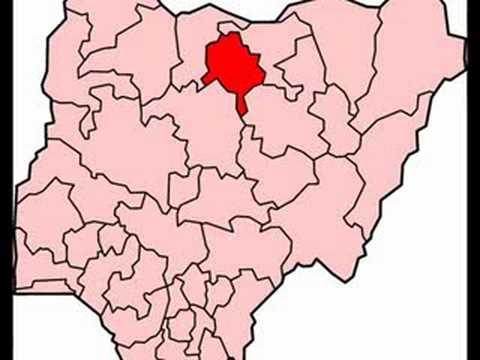 Maps of Nigeria\'s 36 States - YouTube