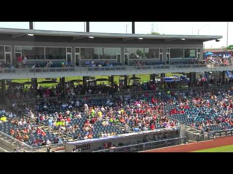 Tulsa Drillers Use Trane Intelligent Services (TIS) Model At ONEOK Field