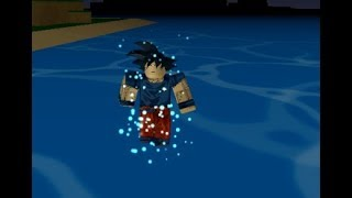 Roblox Dragon ball z final stand-How to Look like Ultra Instinct Goku!