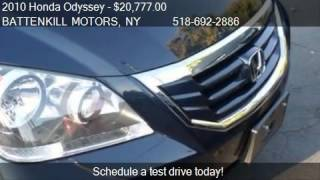 2010 Honda Odyssey EX-L - for sale in GREENWICH, NY 12834