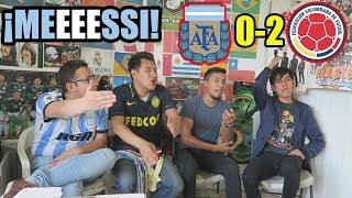 Reacciones Argentina vs Colombia (0-2) | COPA AMÉRICA 2019