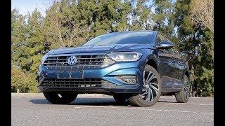 Volkswagen Vento / Jetta 2018 (1.4 TSI Highline) - Test - Matías Antico - TN Autos