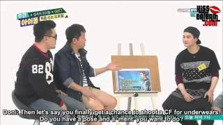 ENGSUB 140514 GOT7   Weekly Idol   주간아이돌