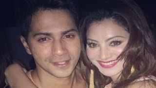 Urvashi Rautela REACTS to DATING Varun Dhawan  | SpotboyE