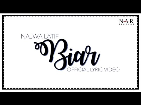 Najwa Latif - Biar (Official Lyric Video)