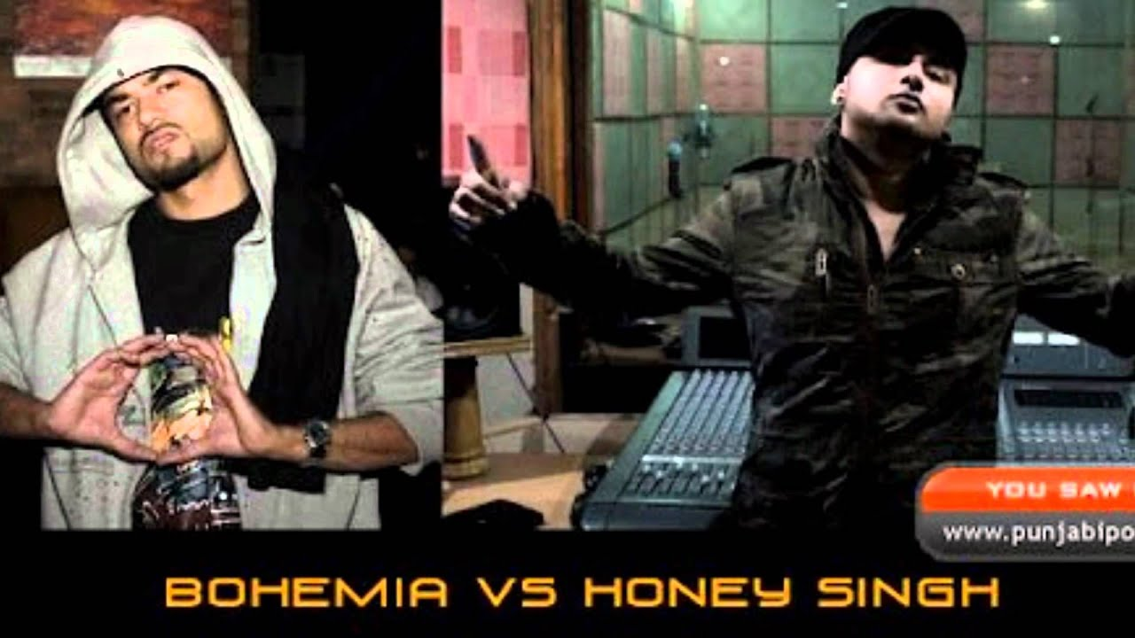 Bohemia The Punjabi rap star - YouTube