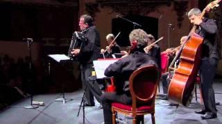 Richard Galliano sextet Tango pour Claude