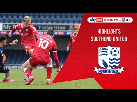 Southend Crawley Town Goals And Highlights