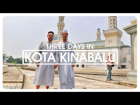 KOTA KINABALU (Malaysia, Borneo) ● Marco & Alan Travel Experience