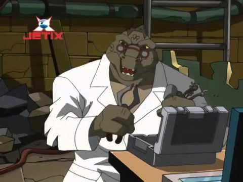 Menudo Cocodrilo - Tortugas Ninja Capitulos 2003
