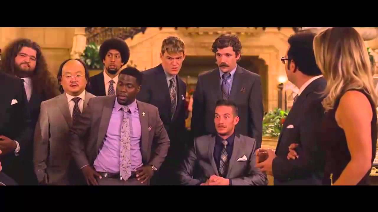 Alan ritchson the wedding ringer scenes