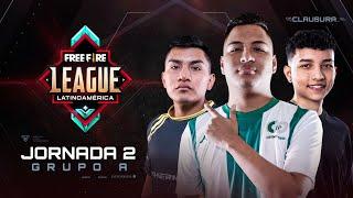 Free Fire League 2020 - Clausura | Grupo A | Jornada 2