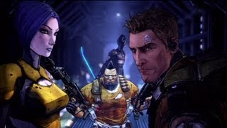Borderlands 2 Intro Cutscene (Xbox 360)