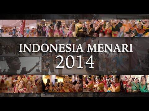 Indonesia Menari 2014