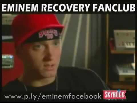 Eminem Talks About Encore,