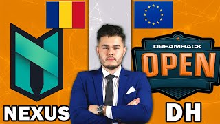 🔴*TOP 16* NEXUS (RO) vs. SG PRO (RUS) - DREAMHACK $250,000 CSGO