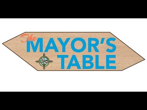 PROMO The Mayor's Table: REVISED!
