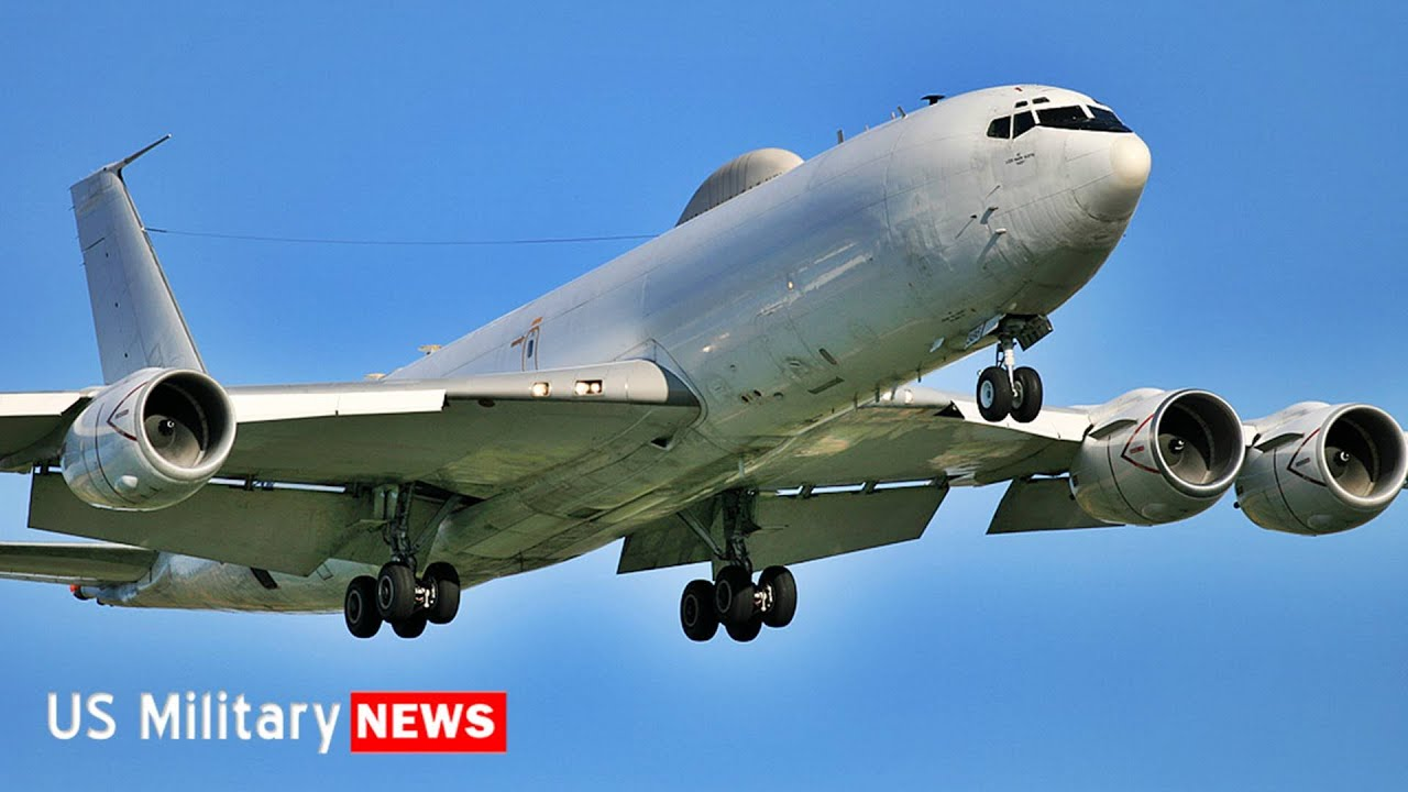 This is America's E-6 Mercury | The Deadliest Plane Ever