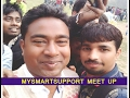 My Smart Support Delhi India Gate Meetup - ISHTIHAR KHAN