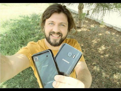 Samsung Galaxy S ve Galaxy S7 Karşılaştırma