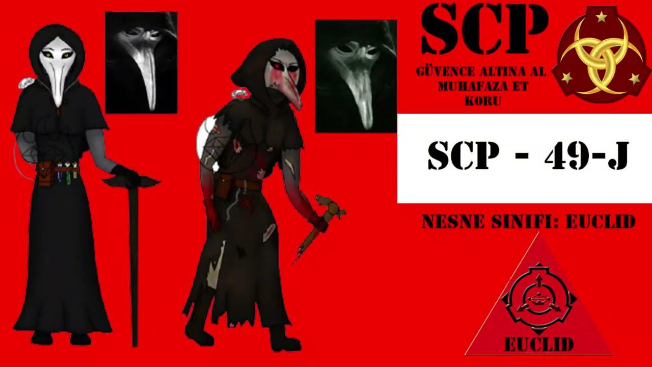 SCP 49-J (Dr. Saksonya)
