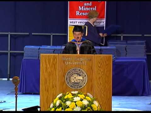 Statler College of Engineering & Mineral Resources, May Commencement, 2014: West Virginia University