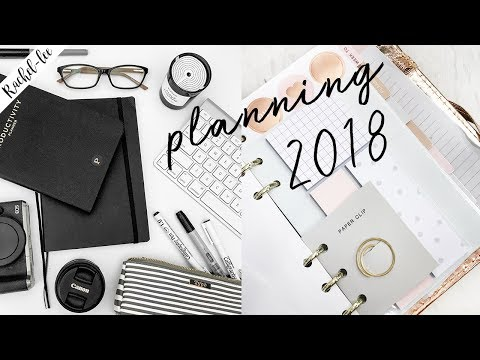 2018 Planning & Organization Essentials?