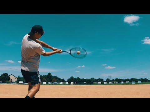 How Far can I Hit a Baseball with a Tennis Racket?