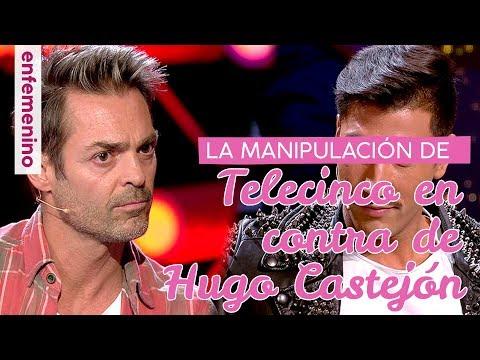 GH VIP: La manipulación de Telecinco contra Hugo Castejón desquicia a la audiencia