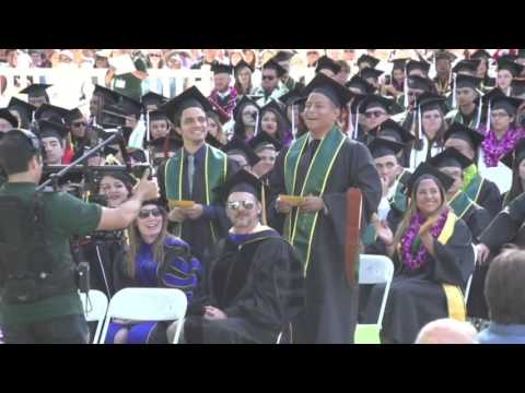 Department of Political Science - 2016 Commencement