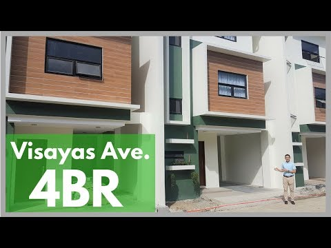 Brand NEW Townhouse for Sale in VISAYAS AVENUE, Quezon City, Property ID: QC1